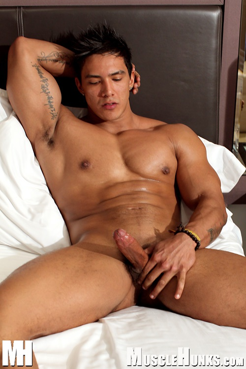 Gay Latin Man Muscle