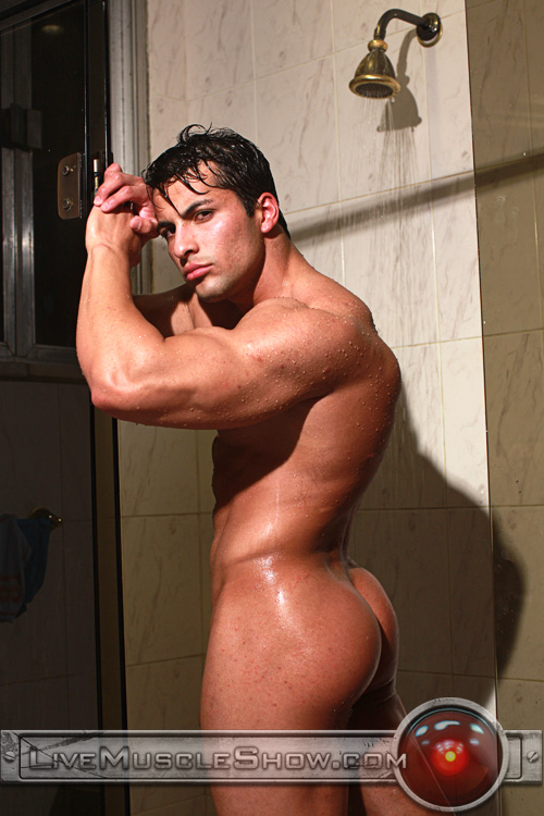 gay sweat shop