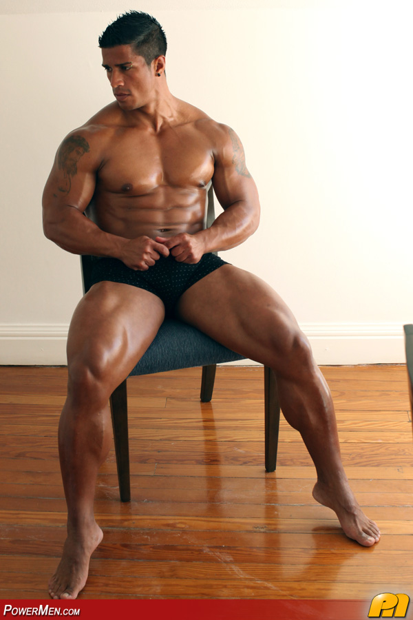 from Reginald gay latin hunk